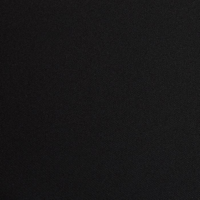 Fußballshorts F500 Kinder schwarz