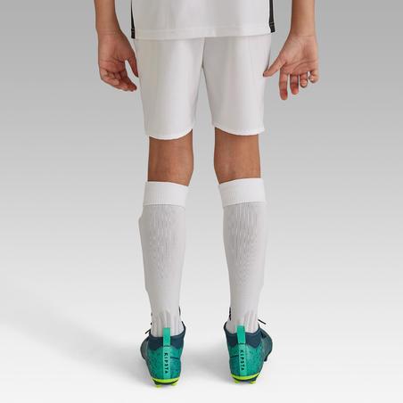 F500 Kids Football Shorts - White