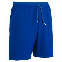 Short de fútbol júnior F500 azul