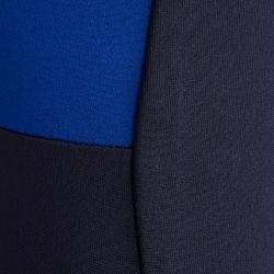兒童款足球訓練褲TP 900-軍藍色/薰衣草藍
