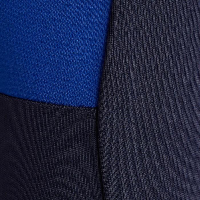 Trainingsbroek voor voetbal kinderen TP900 marineblauw/indigo