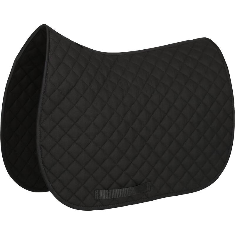 Horse & Pony Saddle Cloth 100 - Black