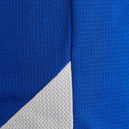 Kids' Football Shirt F100 - Blue