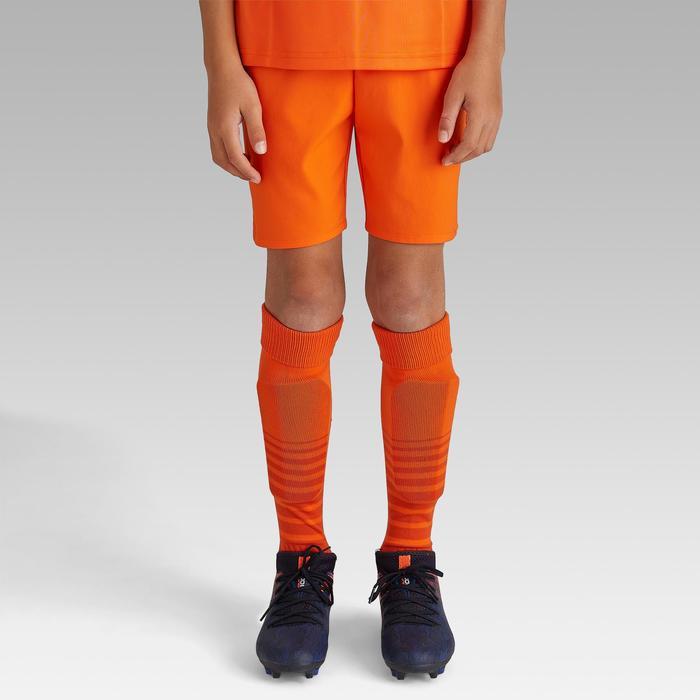 Voetbalbroekje kind F500 oranje