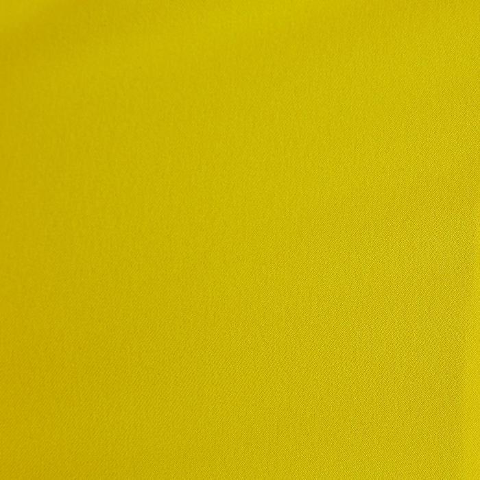 Fußballshorts F500 Kinder gelb