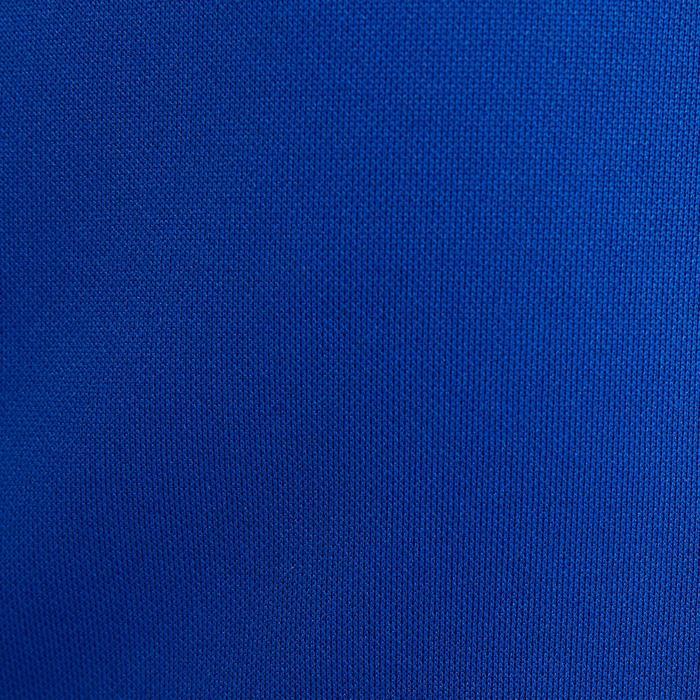 Voetbalshort voor kinderen F100 blauw