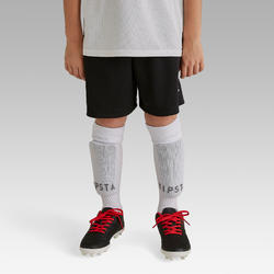 F100 Kids Football Shorts - Black