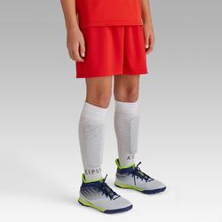 Voetbalbroekje kind F100 rood
