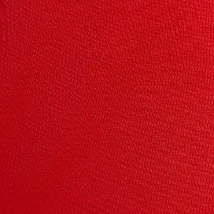 Voetbalshort voor kinderen F100 rood