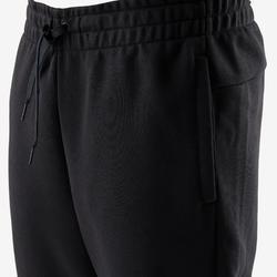 Jogginghose Damen schwarz/weiβ