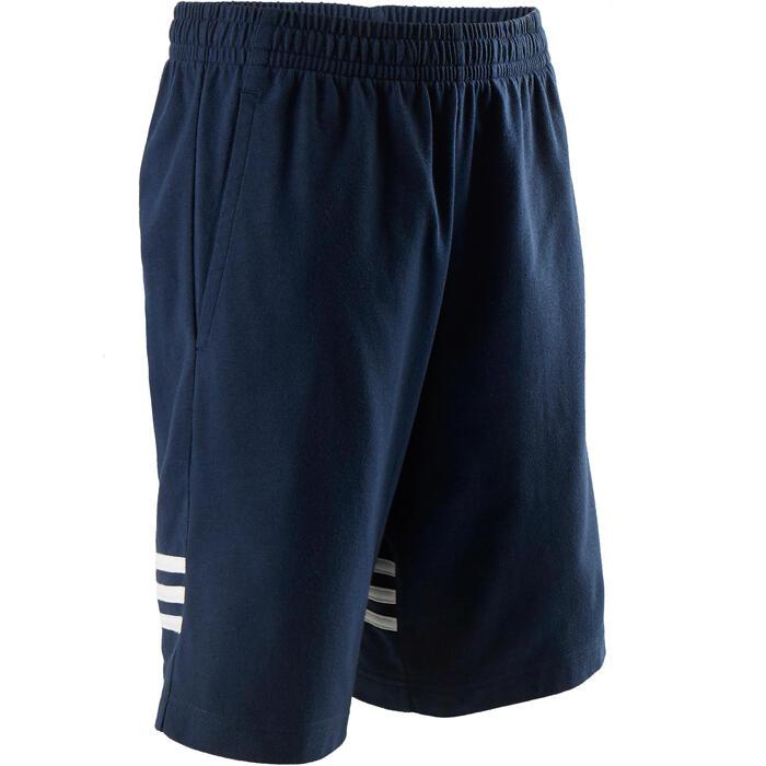 Kurze Sporthose Kinder blau