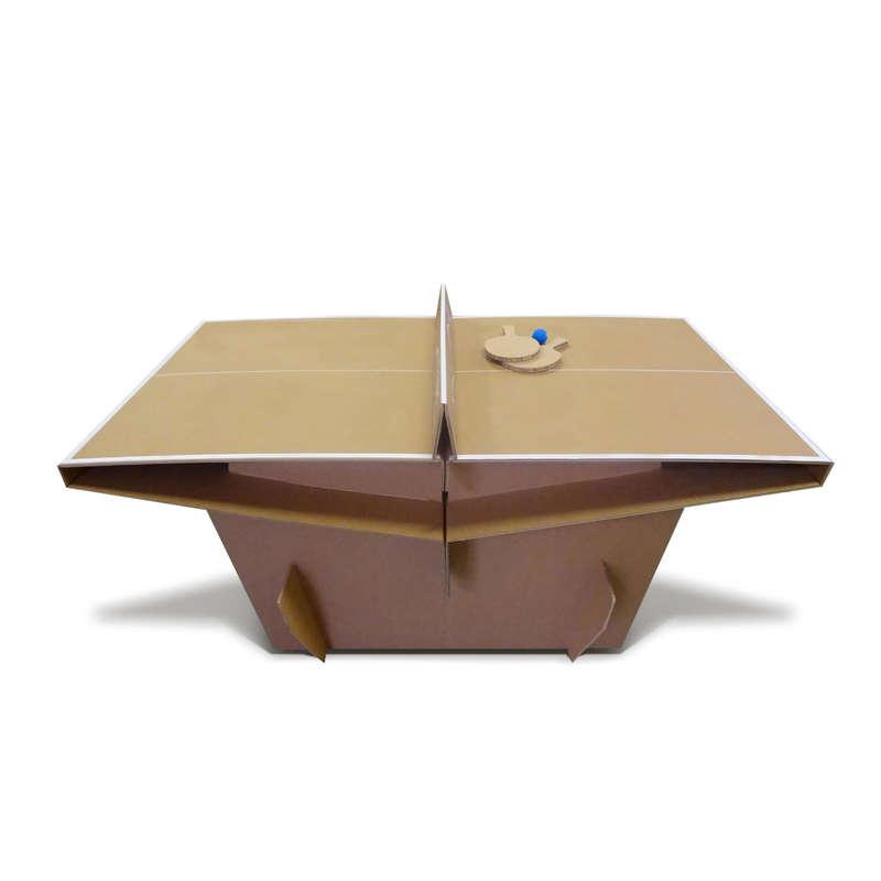 ENCOMENDAS DIRETAS Mesas de Ping Pong - MESA DE INTERIOR PAPER PONG NO BRAND - Mesas de Ping Pong