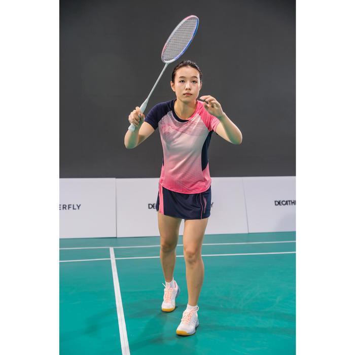 Chaussures De Badminton pour Femme BS560 - Rose Clair