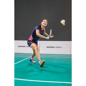 Badmintonschuhe BS 560 Lite Damen weiß/blau