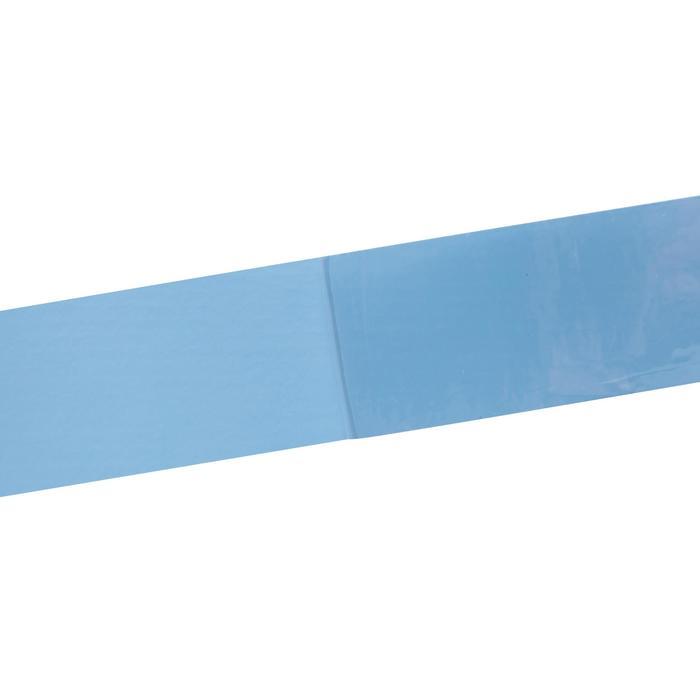 3入舒適羽毛球拍握把布-藍/黑/橘
