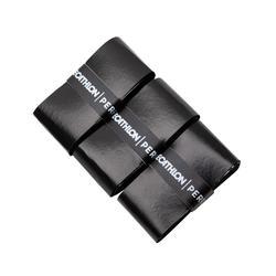 Badminton overgrip Comfort zwart x3