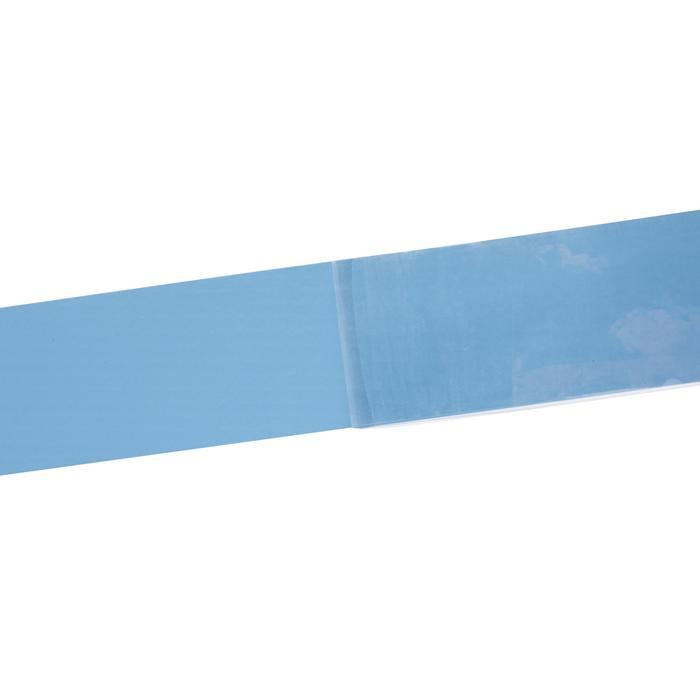 Badminton overgrip Comfort lichtblauw x3