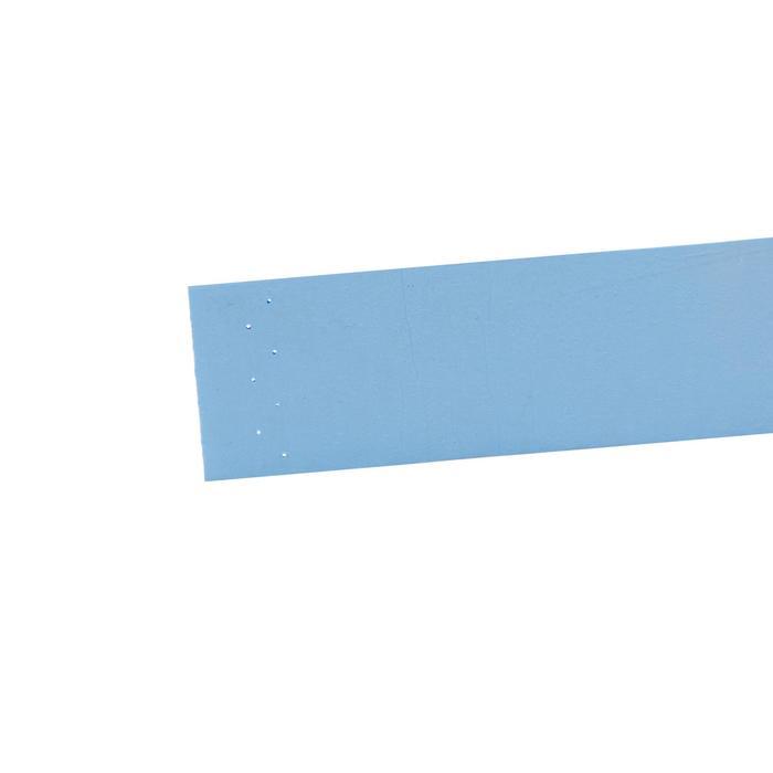 Overgrip badminton Comfort lichtblauw set van 3