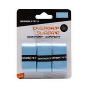 Comfort Badminton Overgrip Tri-Pack - Sky Blue