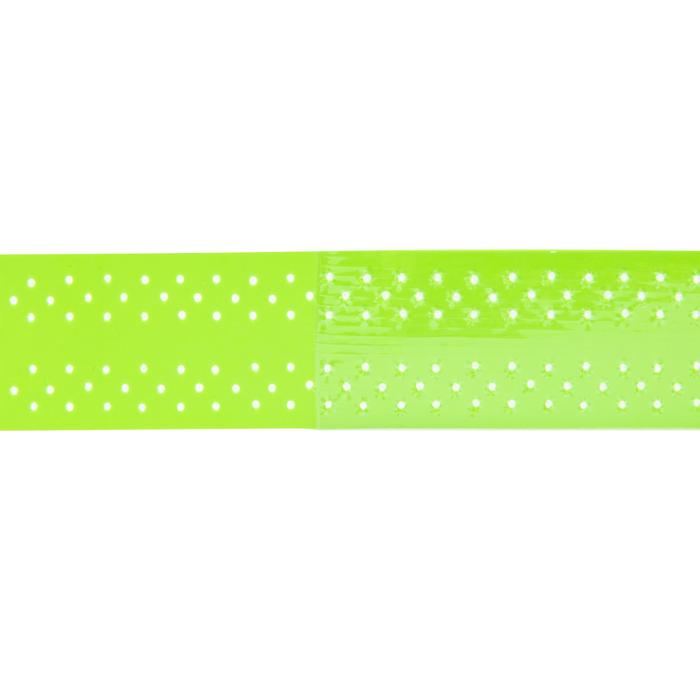 QuickDry Badminton Overgrip Single-Pack - FLUO GREEN