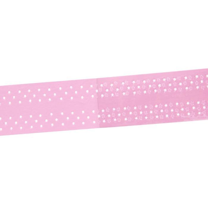 單入快乾羽球外層握把布 - 粉紅色