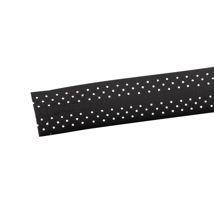 Wave Badminton Overgrip Single-Pack - Black