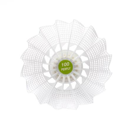 PLASTIC SHUTTLECOCK PSC 100  Medium 3-Pack