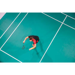 Badmintonracket voor volwassenen BR 590 zwart/geel