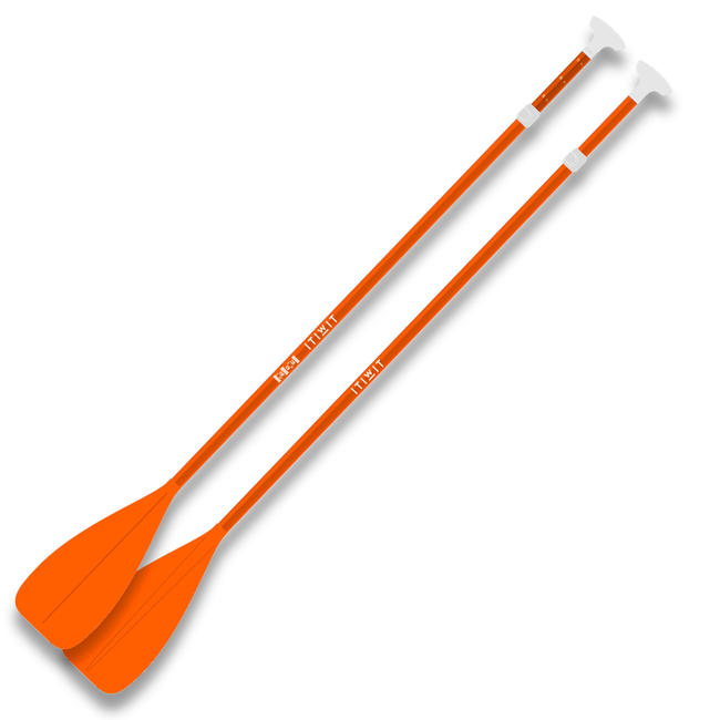 SUP ADJUSTABLE PADDLE 170-220 CM - ORANGE
