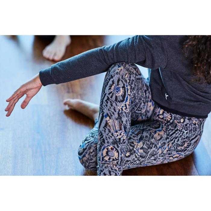 Meisjeslegging met print voor moderne dans/dans-workouts