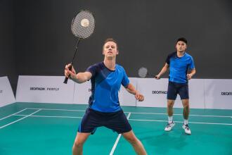 het juiste badmintonracket kiezen