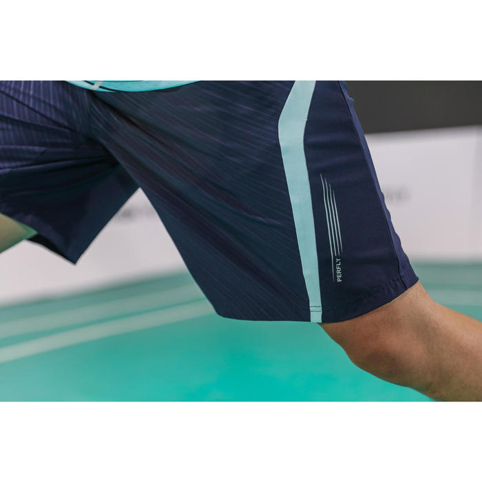 男款短褲560-軍藍色