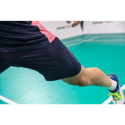 Shorts 560 Herren marineblau/pink