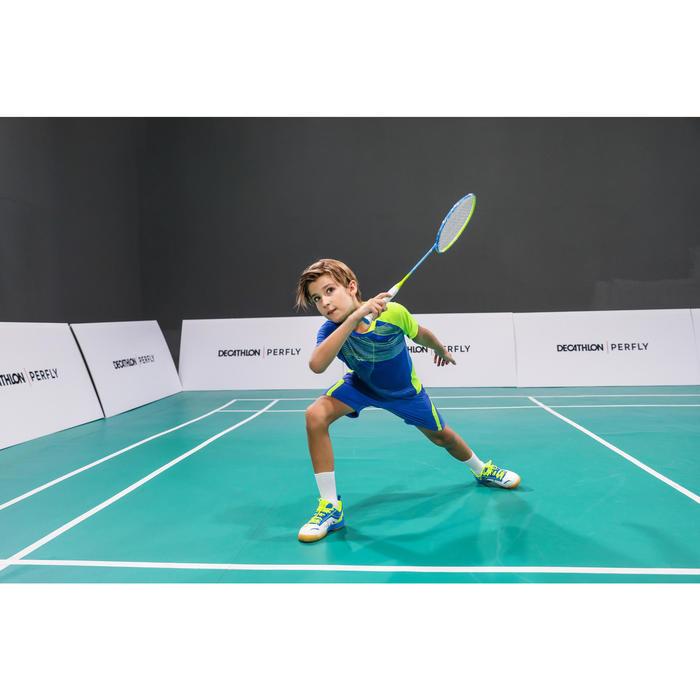 Chaussures De Badminton Junior BS 560 Lite - Vert