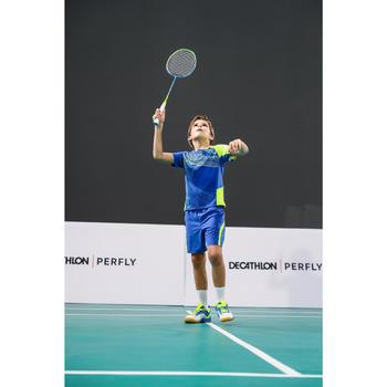 Badmintonschuhe BS 560 Kinder hellgrün