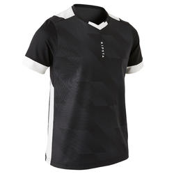 Kids' Football Jersey F500 - Black