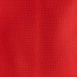 Voetbalshirt korte mouwen voor kinderen F500 rood en wit