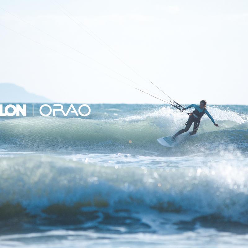ORAO la marque de kitesurf