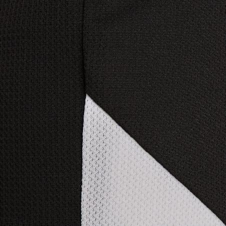 F100 Kids' Football Shirt - Black