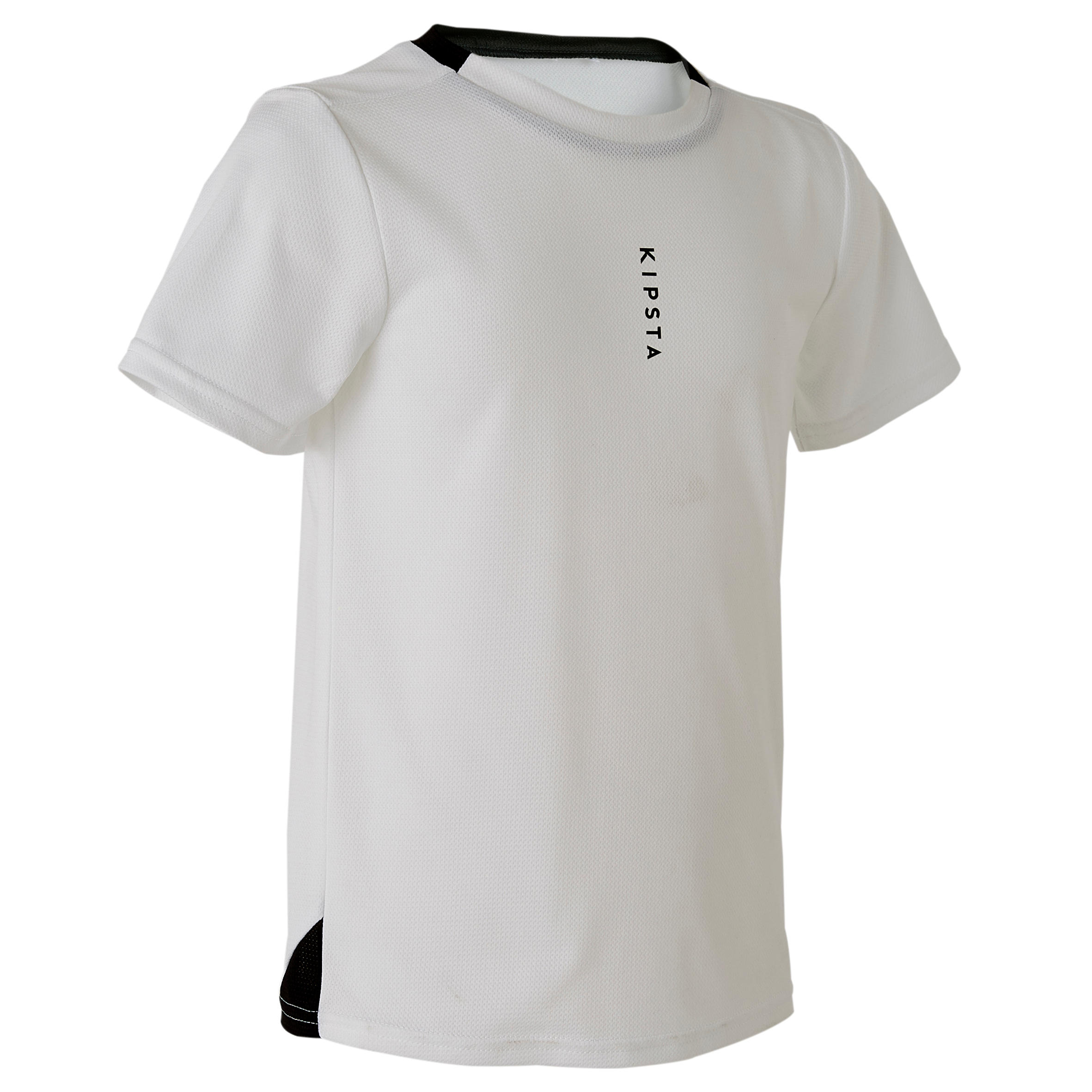 F100 Junior Soccer Shirt - White