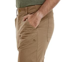 Men's NH500 Regular off-road hiking trousers