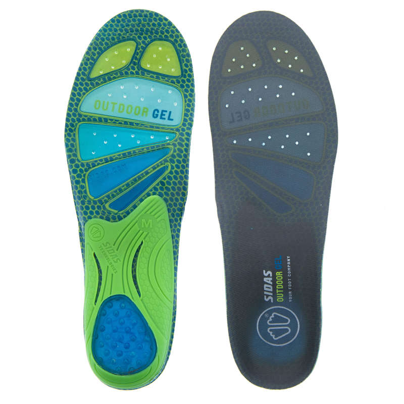 SPORT WALKING ACCESSORIES Footwear Accessories - OUTDOOR GEL SIDAS - Accessories