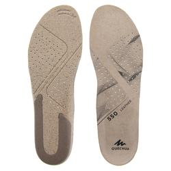 LEATHER HIKING INSOLES - HIKE 550