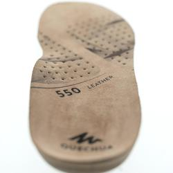 Leather hiking insole - HIKE 550