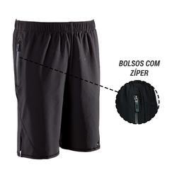 Herenshort 500 voor crossfit zwart