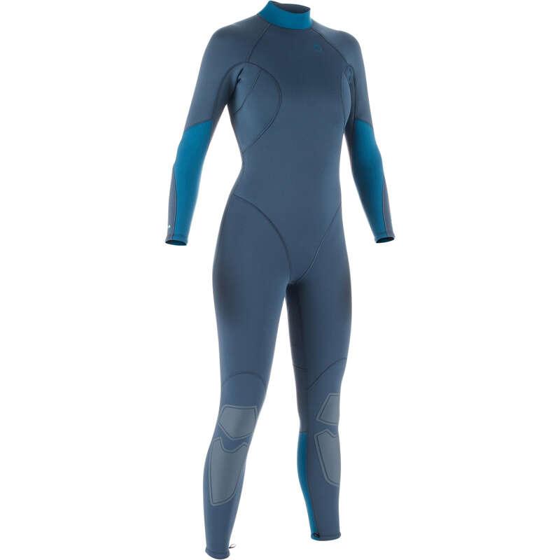 Dalış Elbisesi >25° Dalış - Su Altı Sporları - SCD 100 WETSUIT SUBEA - Wetsuitler