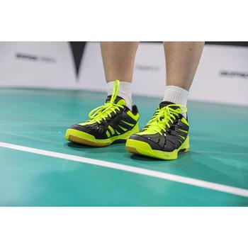 Chaussures De Badminton Homme BS 590 Max Comfort - Vert Foncé
