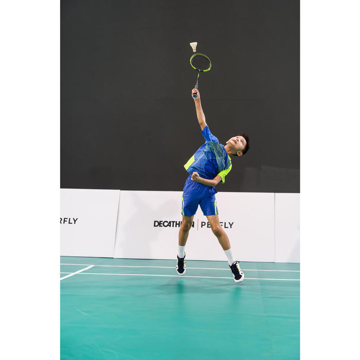 Raquette De Badminton BR500 Junior - Jaune