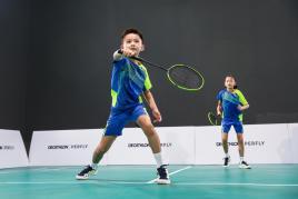 badminton accessible