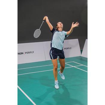 Badmintonracket voor volwassenen BR 500 wit